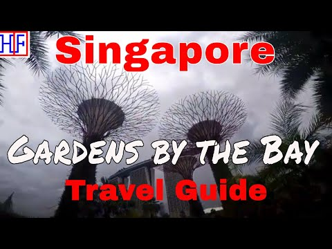 Singapore | Gardens by the Bay | Travel Guide | Episode# 10