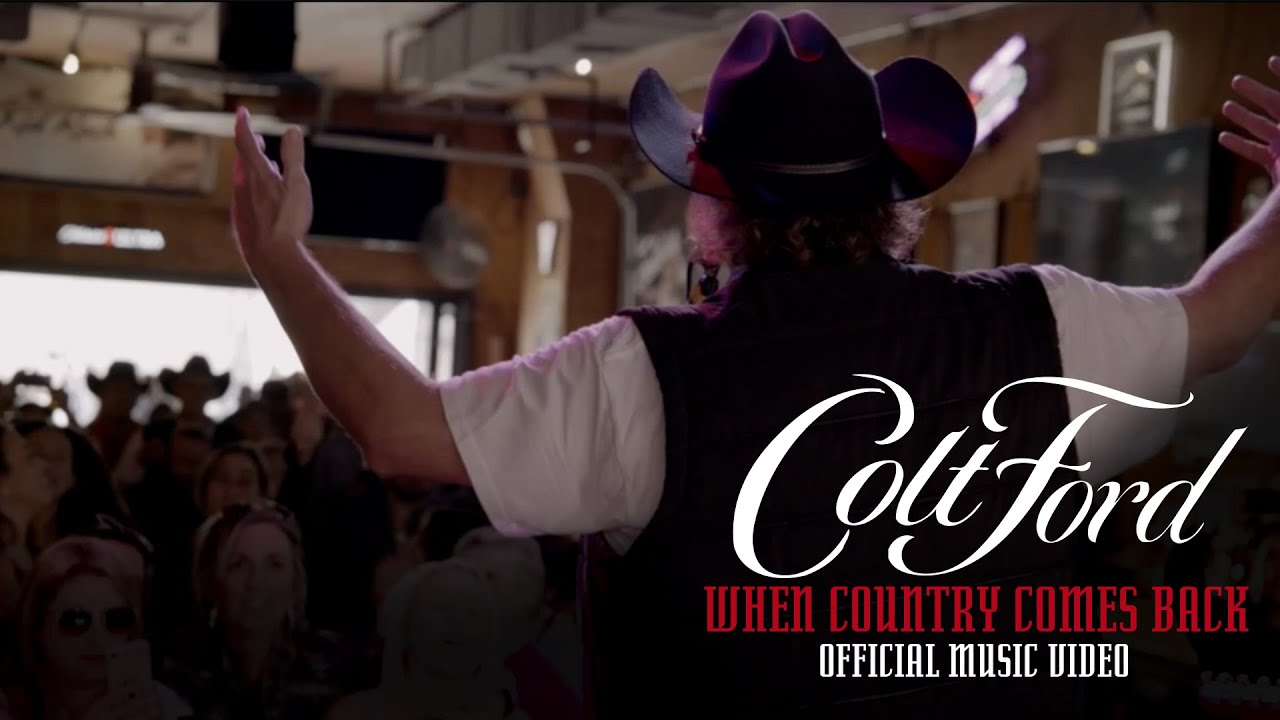 Colt Ford - When Country Comes Back (Official Music Video)