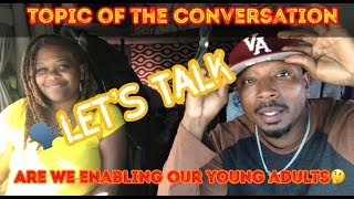 Gambar cover Team Trucking couple/TOPIC of the CONVERSATION/raising YOUNG ADULTS