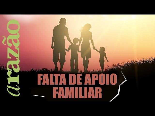 Falta de apoio familiar - Programa Razão para viver