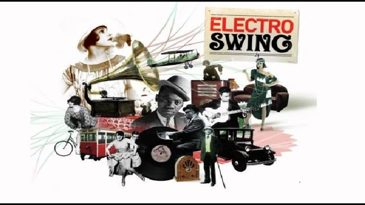 Electro Swing Collection 1 Mixed By Freneza 2012 Hd