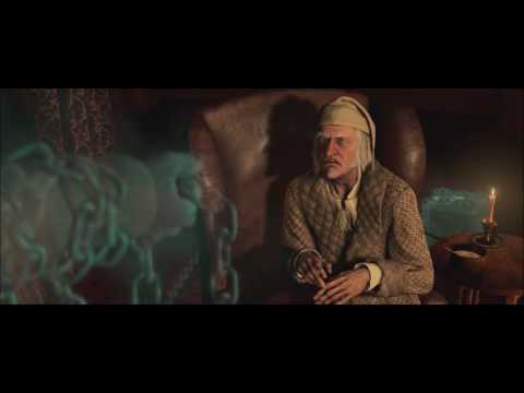 A Christmas Carol 2009 Marleys Ghost HD 1080p Part 1