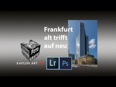 Frankfurt Teil 1/5 - alt trifft neu