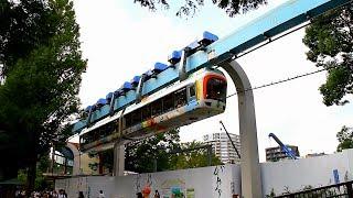 【東京都交通局】上野動物園モノレール【上野懸垂線】