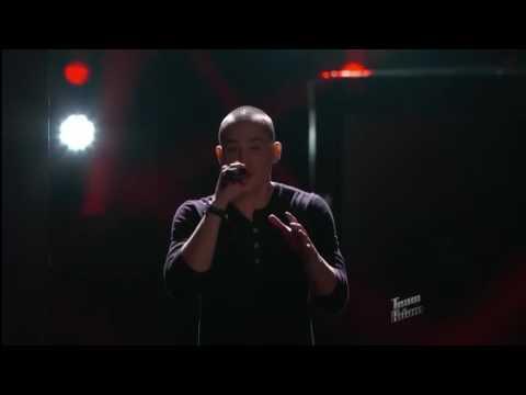 Chris Jamison - Don't | Live Playoffs | The Voice 2014
