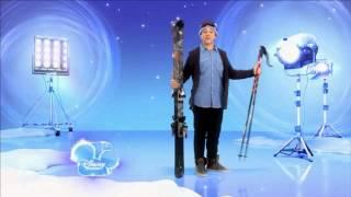 Bradley Steven Perry - Fa-La-La-Lidays - Disney Channel | HD 2012