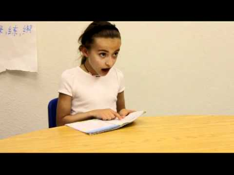 Las Cruces Academy Chinese Reading All Good Friends.mp4
