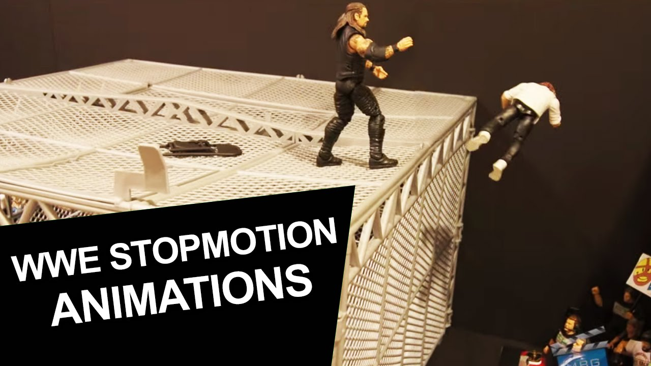 WWE Stop Motion/Animations - YouTube