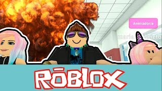 MY FIRST DAY AT ROBLOX HIGH SCHOOL