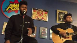 Shot Down- Khalid (Acoustic Set)