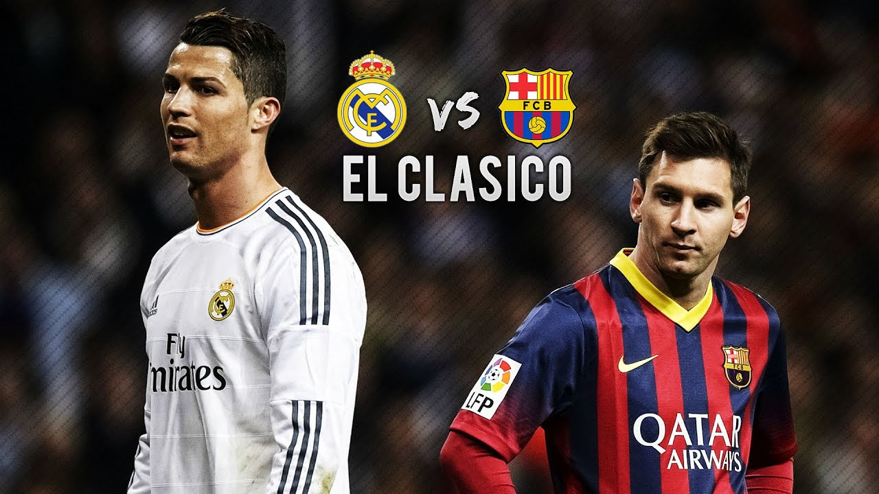 real madrid vs fc barcelona 0 4 el clasico promo 21 11 2015 hd