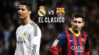 Real Madrid vs FC Barcelona 0-4 ● El Clasico Promo | 21/11/2015 HD