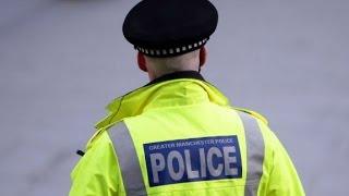 Обзор куртки полицейского Великобритании