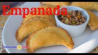Pork Empanada Recipe Panlasang Pinoy