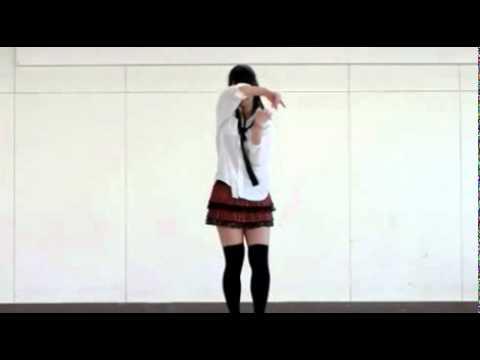 Beginner 踊ってみた反転・速度75%(紫音リア)