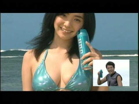 倉科カナ 資生堂uno CM スチル画像。CM動画を再生できます。