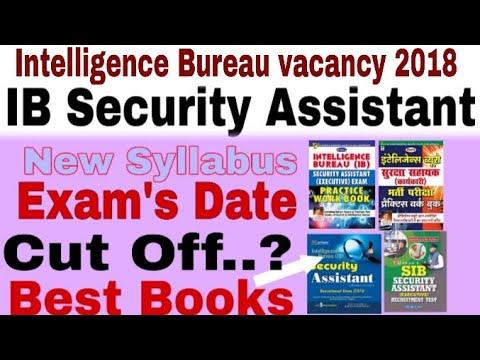 Intelligence Bureau Syllabus 2014 Pdf