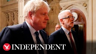 Queen's speech: Watch MPs debate Boris Johnson's agenda