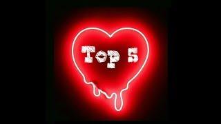 ТОП 5 фильмов про любовь