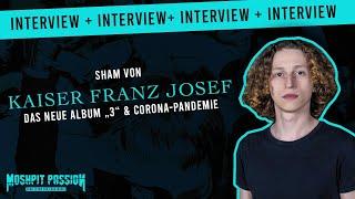"""Kaiser Franz Josef im Interview über """"3"""" & die Corona-Pandemie"""