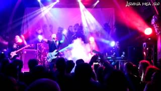 Riverside - Celebrity Touch (Live in Silver Church, Bucharest, Romania, 26.05.2013)