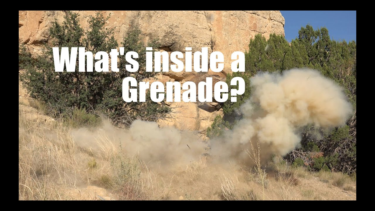 What is a grenade