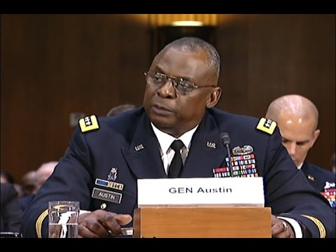 SASC Hearing: U.S. military operations to counter ISIL