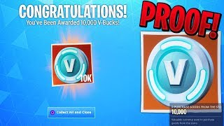 How To Get FREE V-BUCKS In FORTNITE! (FREE V-Bucks Season 9 Glitch)