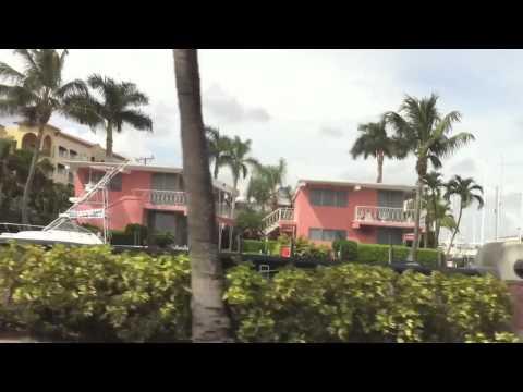 Fort Lauderdale Yachts on Las Olas BLVD.