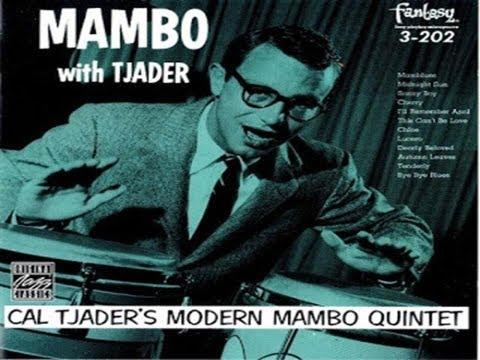 Cal Tjader - This Can't Be Love (mambo)
