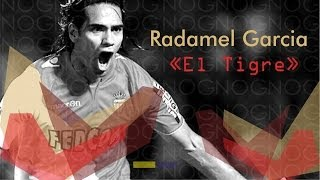 """Radamel Falcao Garcia - """"El Tigre"""" [ Skills, Tricks and Goals ]"""
