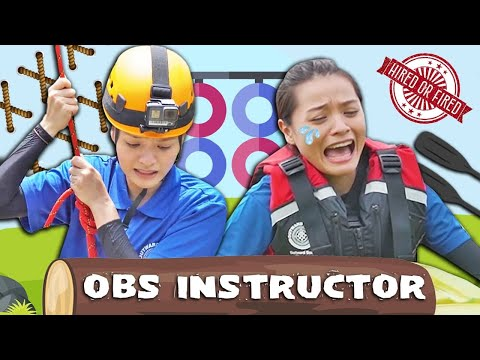 Hired Or Fired: OBS Instructor For A Day