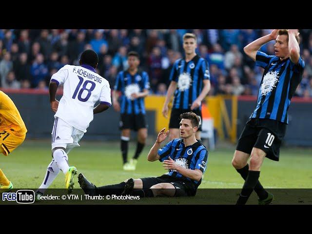 2013-2014 - Jupiler Pro League - PlayOff 1 - 07. Club Brugge - RSC Anderlecht 0-1