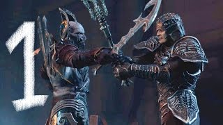 Middle-earth: Shadow of Mordor Walkthrough Part 1 HD (PC Xbox One PS4)