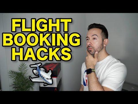 How to Apply Online Flight Booking Hacks & Secrets