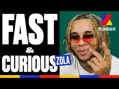 Youtube: Zola : Plata ou Prada ? Call Of ou Fortnite ? Sch ou Leto ? l Fast & Curious l Konbini