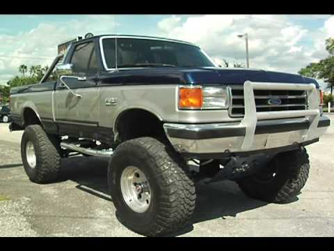 1990 Ford F 150 Xlt Big Boy 4x4 Youtube
