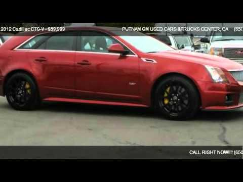 2012 Cadillac CTS-V Wagon (4 Door) - for sale in ...