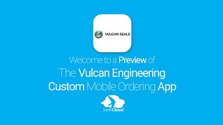 Vulcan Engineering - Mobile App Preview - VUL728W