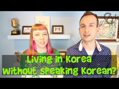 Thumbnail: Getting by in Korea Without Knowing Korean
