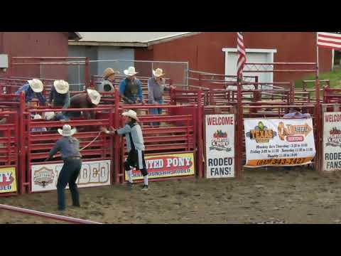 Bull Riding 3 at Orange County Fair Speedway Middletown NY 7-5-2019