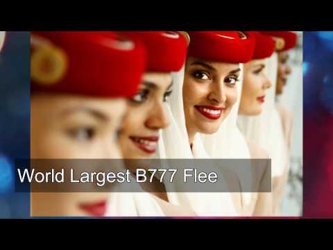 'Top 10 best airlines in the world 2016,2017'. Emirates,qatar,etihad.....
