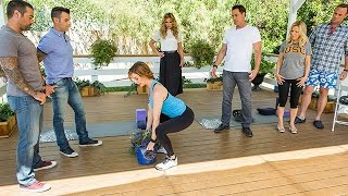 Health & Fitness - Fitness for Back Problems - Home & Family