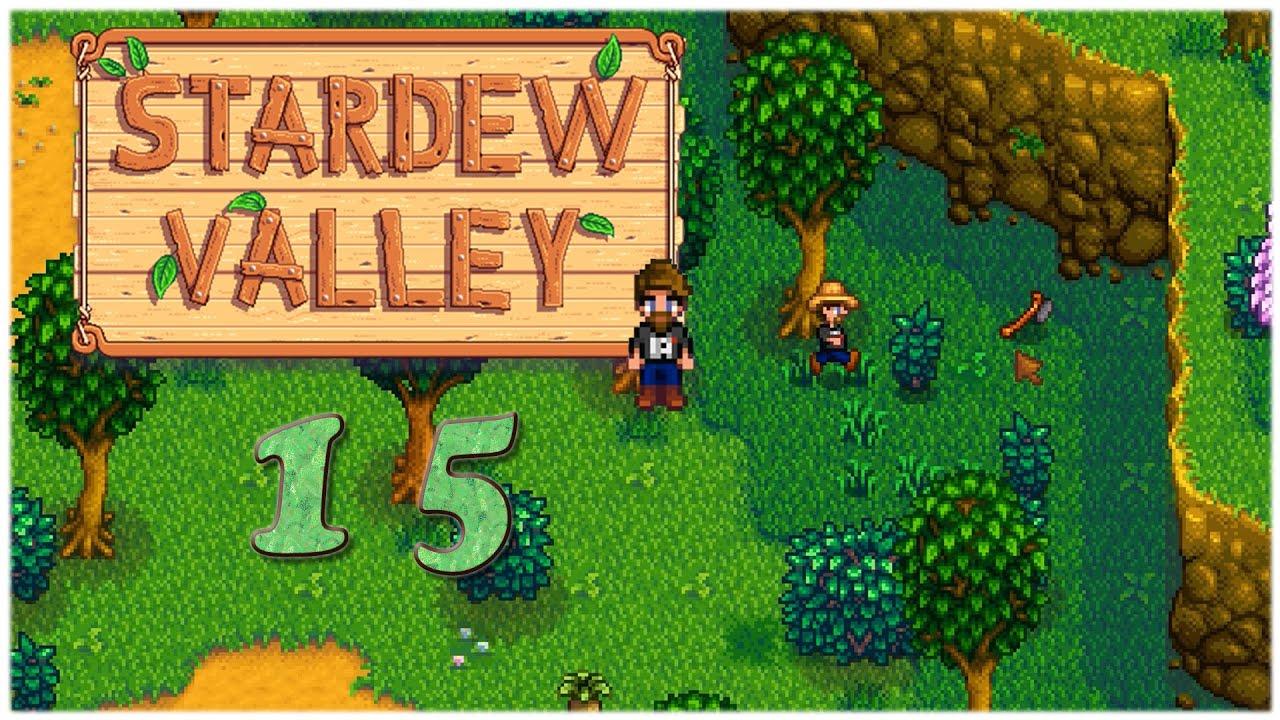 Stardew Valley Robins Axt