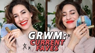 FULL FACE of My Current FAVORITE MAKEUP | Jamie Paige