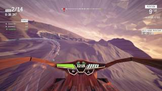 Redout \ HD \ over 200 FPS \ Fastest racing game ever \ virtual reality \ game sickness