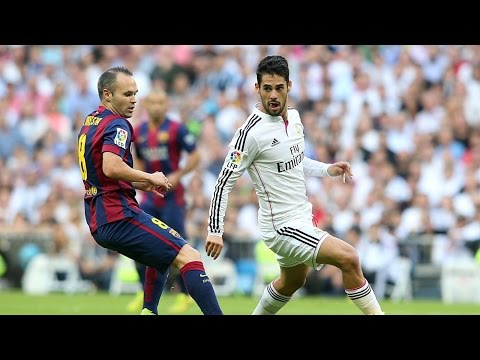 Andrès Iniesta Vs Isco • Spanish Battle • 2015 HD