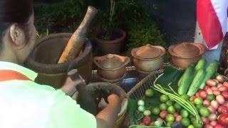 Как приготовить салат из папаи? Папайя салат СомТам