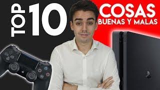 10 COSAS de TU PLAYSTATION 4 que AMAS😍 y ODIAS😡 | Lo MEJOR y PEOR de PS4 y DUALSHOCK 4 2019