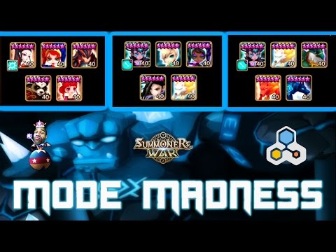 MODE MADNESS : 3 Teams. 3 Runs. Guess the finish time and WI
